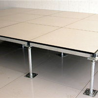 供应南通抗静电全钢机房地板 抗静电地板