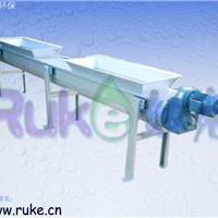 供应无轴螺旋输送机 无轴螺旋输送机用途