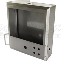 不锈钢机箱机柜,钣金加工,人机界面箱