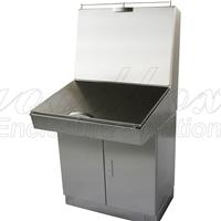 不锈钢机箱机柜,钣金加工,琴台式控制台