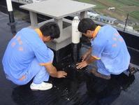北京金盾建材防水公司
