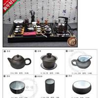 甘肃兰州陶瓷茶具礼品哪家价格优惠 首选 禧阳洋商贸
