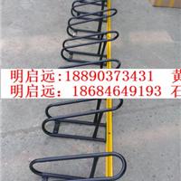 供应西宁自行车停车架螺旋式自行车停车架