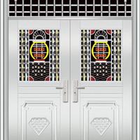 供应深圳不锈钢防盗门不锈钢大门