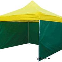 供应郑州金雨发帐篷厂四周围布帐篷