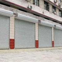 上海浦东金桥卷帘门电动门安装维修电机更换