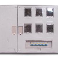 供应德利电表箱 户外电表箱