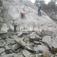 供应石灰石山体无爆破岩石移除方法