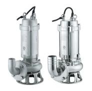 WQ(D)-S全不锈钢精密铸造污水污物潜水电泵