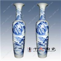供应客厅装饰大花瓶,景德镇青花瓷大花瓶