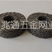 供应金属针织网垫、汽车丝网减震垫、排气垫