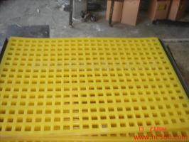 广西柳州聚氨酯筛板矿筛网报价,厂家直销