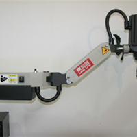 悬臂攻丝机 电动攻丝机M16水平攻丝