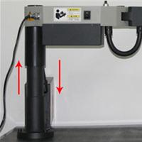 供应悬臂攻丝机 攻丝机M10万向润滑型