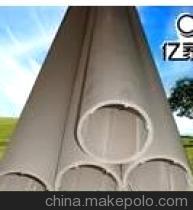 供应PVC-U双壁中空螺旋消音管沧州厂家