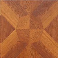 强化地板生产厂家  常州顺祥装饰  12mm时尚拼花地板