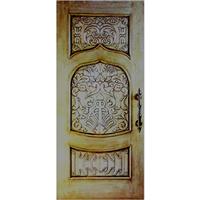 无锡纯实木手工雕花门实木门室内门房门