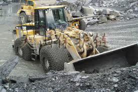 供应使用天山牌轮胎保护链,避免轮胎损伤装载机防滑链防护
