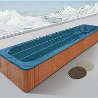 供应户外进口亚克力泳池按摩浴缸冲浪浴盆厂直销水疗浴缸别墅浴缸