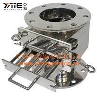 供应抽屉式除铁器 干粉过滤器 精密除铁器