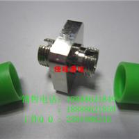 供应FC/APC光纤法兰--SC锌合金光纤适配器