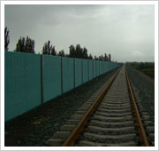 石家庄小区降噪声屏障,北京地铁声屏障?安平全壮