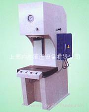 供应上海单柱液压机