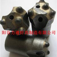 供应焊接4柱球齿钎头