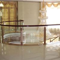 供应铝合金/不锈钢楼梯护栏立柱, 屏风