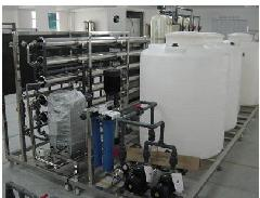 供应电子工业超纯水设备