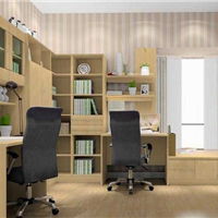 供应常见转角书柜定制样式,定制书柜厂家公司