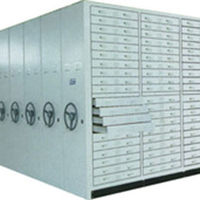 供应底图密集柜价格 档案室密集柜定做,河北密集柜生产厂家