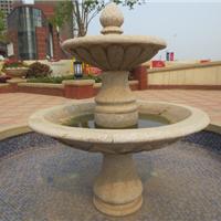 武汉石雕厂供应石雕喷泉石球石桌石��