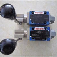 博世REXROTH手动换向阀4WMM 6C53/F
