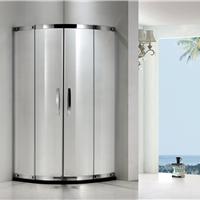 供应不锈钢工程淋浴门