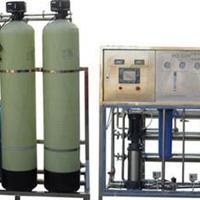 内蒙古涂装行业涂料配置用去离子水设备
