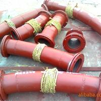 供应陶瓷内衬复合钢管 '热浸塑电缆钢管。