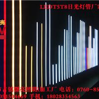 供应七彩渐变日光灯管/动画闪烁LED日光灯管