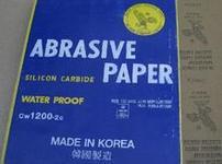 供应韩国鹰牌砂纸