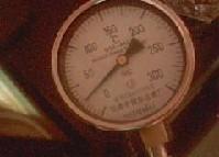 供应径向型双金属温度计