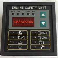柴油发电机控制器GU304A