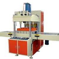 供应国强牌全自动化高频塑胶折盒(压痕)机