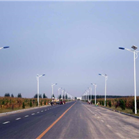 直流变频郑州太阳能路灯厂家