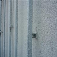 无机纤维喷涂保温相对于岩棉板有什么优势?