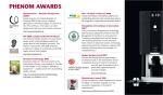Phenom全球获奖