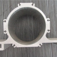 供应工业铝型材,散热器,电器壳,