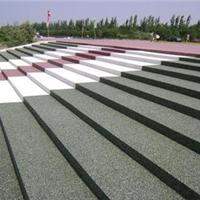 贵州批发供应透水混凝土材料 透水地坪施工 广场透水混凝土地面