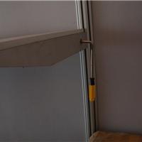 供应银色铝合金支架,八棱柱支架