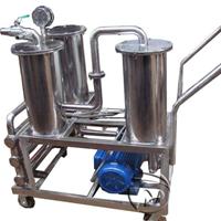 供应水乙二醇专用滤油机