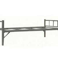 高品质南宁幼儿园单层铁床
